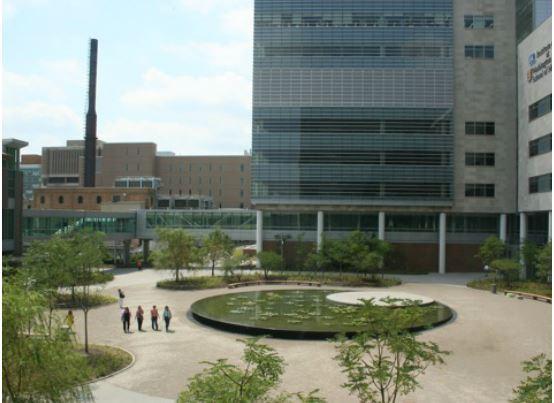 Ellen S. Clark Hope Plaza