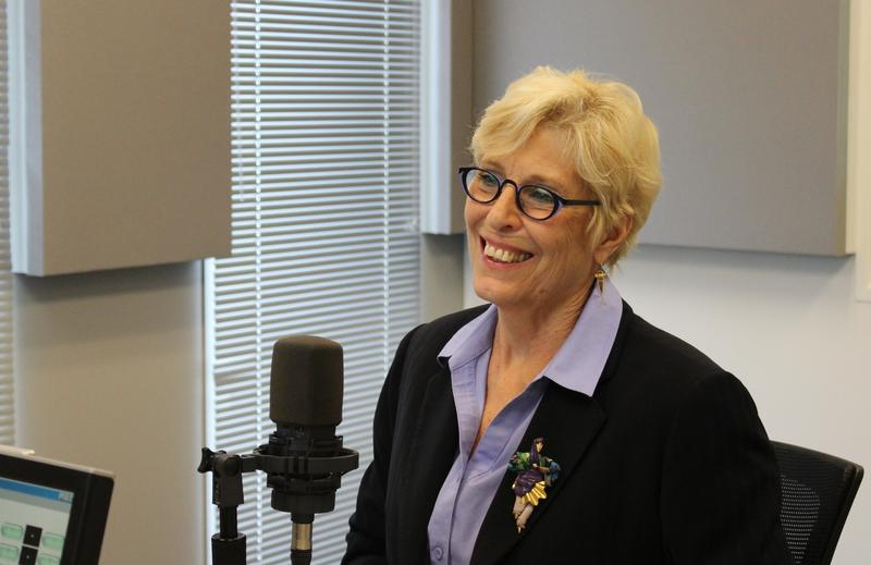 "Jill McGuire, executive director of the Regional Arts Commission (RAC) joined ""St. Louis on the Air"" host Don Marsh on April 6, 2015."