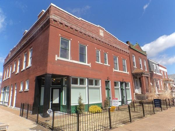 historic preservation, Landmarks Association of St. Louis