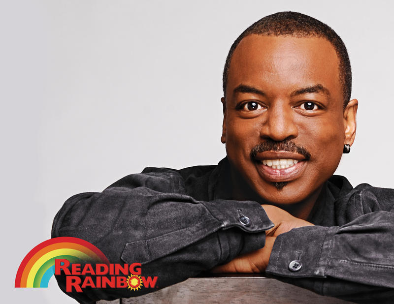 Actor LeVar Burton is bringing Reading Rainbow back for the digital age thanks to a Kickstarter campaign.