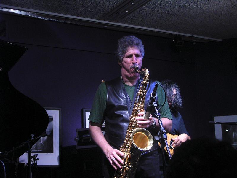 Bob Minzer-2003