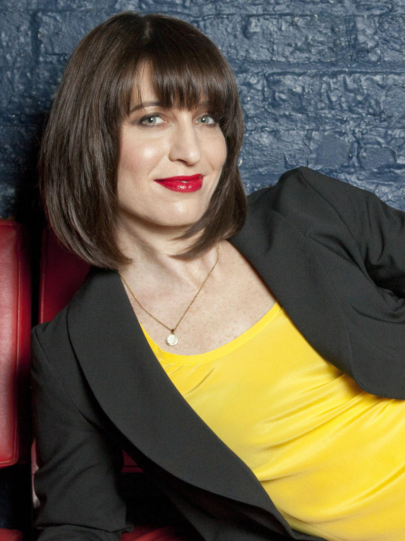 "Ophira Eisenberg, host of NPR's ""Ask Me Another"""