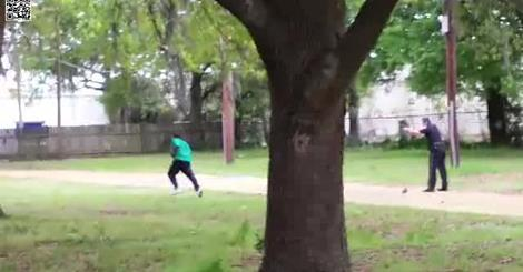 The shooting of Walter Scott