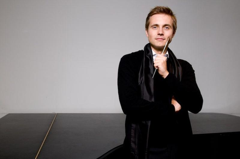 Conductor Vasily Petrenko.