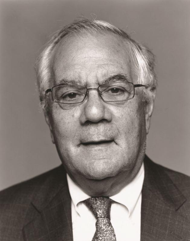 Former Congressman Barney Frank (D-Mass.)