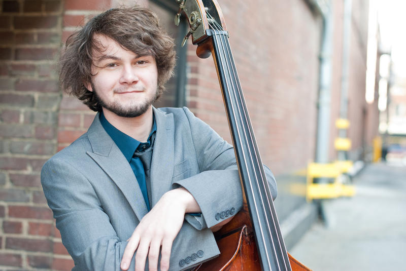 Nathan Pence, jazz bassist and high school senior