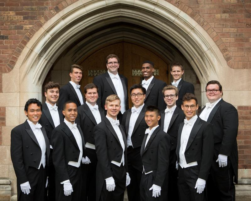 The Whiffenpoofs of Yale University