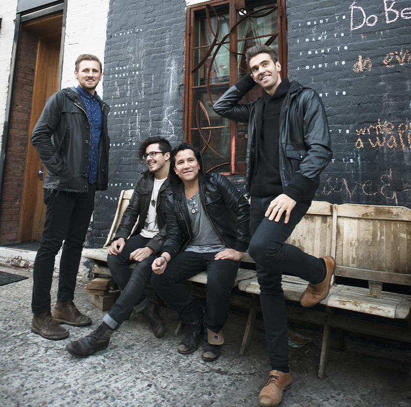 alt-rock band American Authors