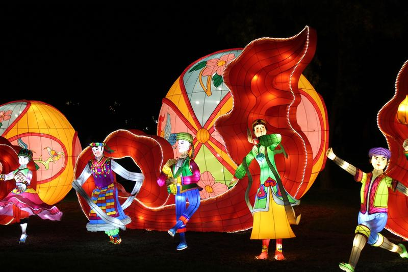 On May 23, 2015, the Chinese Lantern Festival returned to the Missouri Botanical Garden for the first time since 2012.