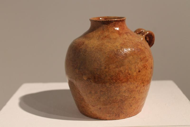 Stoneware Jug by Sandy R.