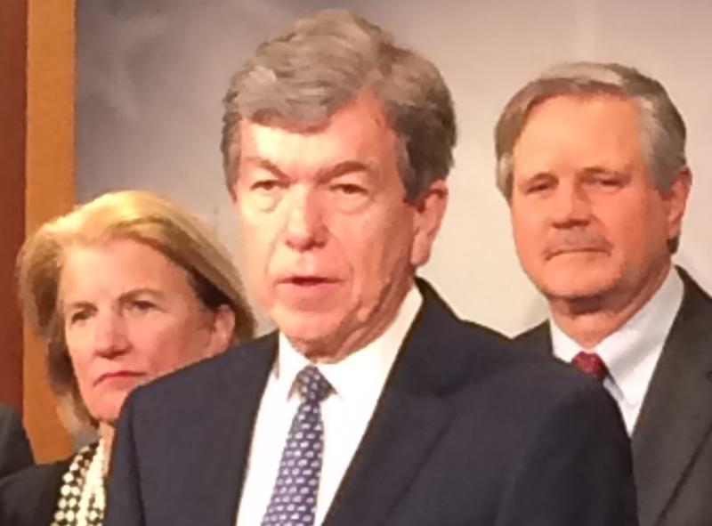 U.S. Sen. Roy Blunt, R-Mo., has been a leading critic of regulations proposed by the Obama administration.