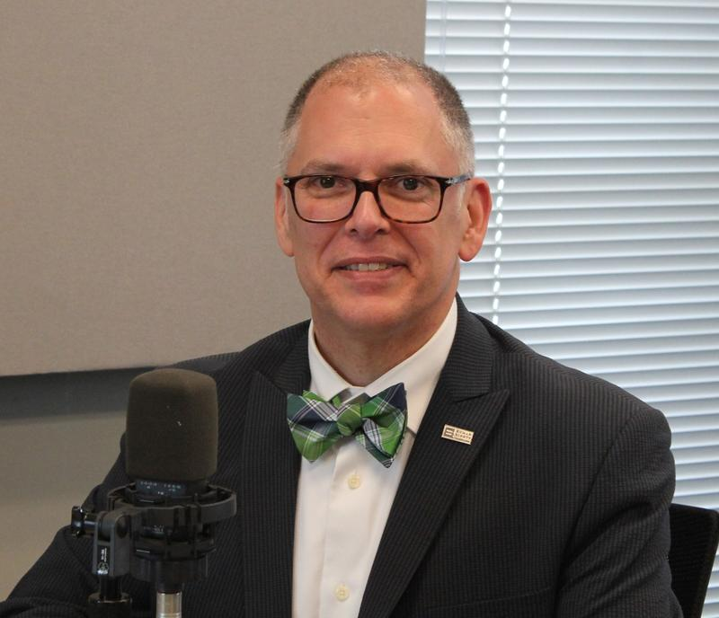 Jim Obergefell is the lead plaintiff in a case before the U.S. Supreme Court that will likely decide whether same-sex marriage is legal throughout the country.