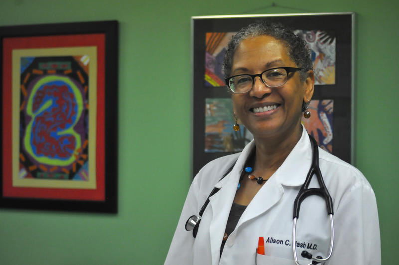 St. Louis pediatrician, Dr. Alison Nash.