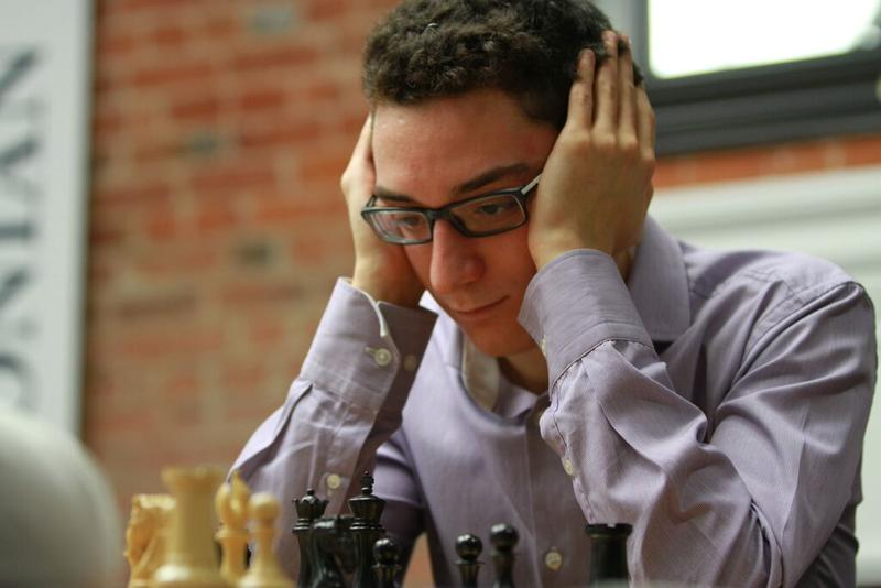 Fabiano Caruana, the 2014 Sinquefield Cup Champion