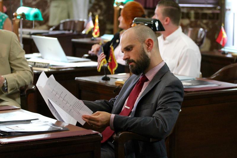 Alderman Scott Ogilvie, D-24th Ward, is also on board with the business licensing streamline effort.