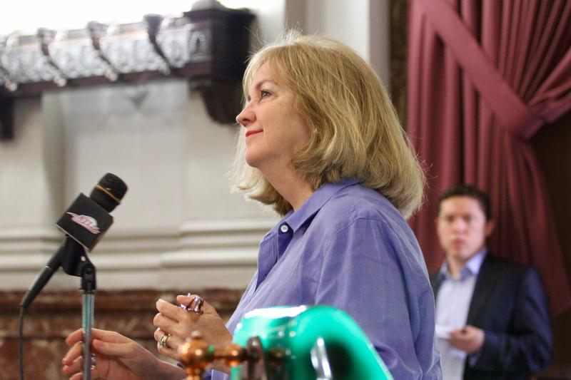 Alderwoman Lyda Krewson, D-28th Ward, is sponsoring a big overhaul of the city's business regulations.