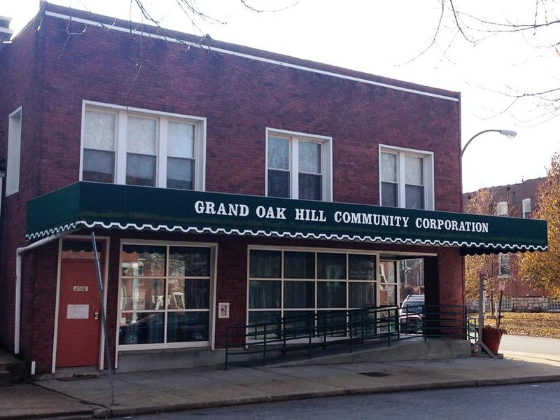 St. Louis' LGBT Center had been in negotiations to buy this building, the Grand Oak Hill Community Center, but an anonymous donor backed out of the deal.