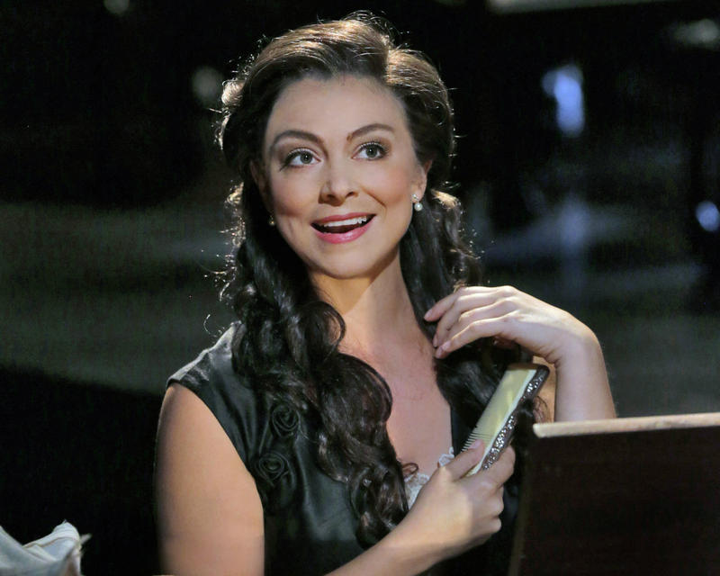 Corinne Winters as Magda in 'La rondine,' her exulting performance is worth the price of the ticket.