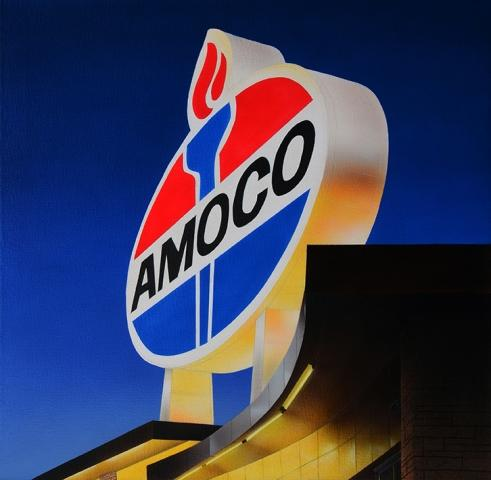 Amoco Painting