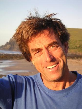 Peter Stark, author