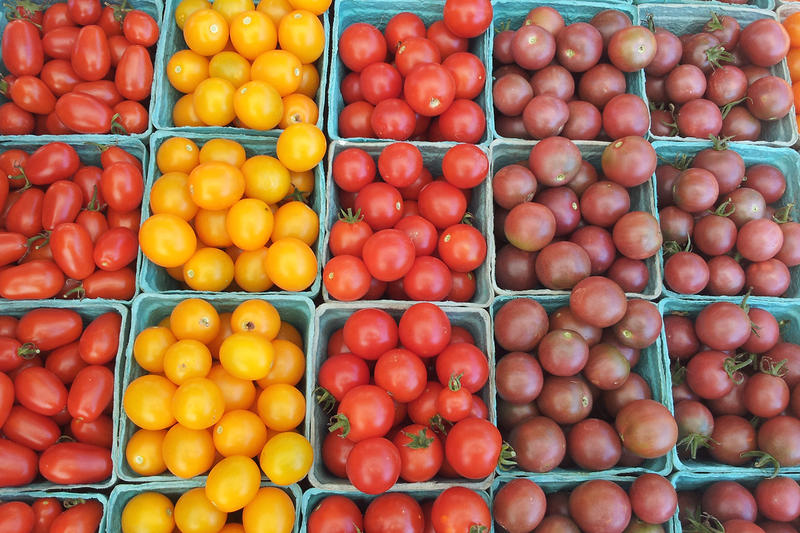 Low-income customers' dollars will get twice the value on money spent on fruits and vegetables at several local farmers markets.