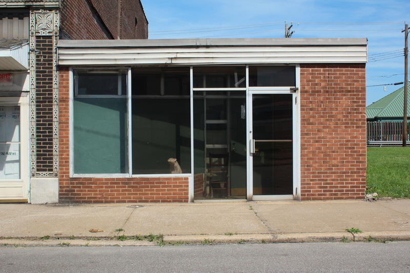 This former doctor's office will be new gallery called Asprin, which will open this fall