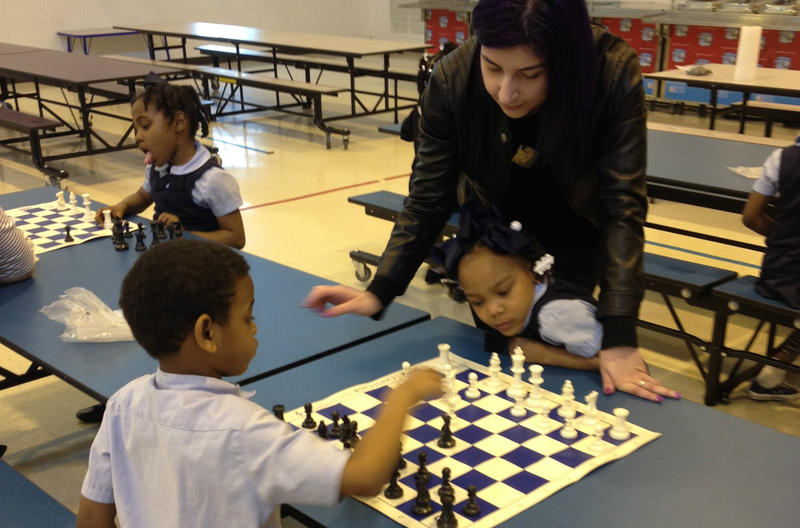 Chess programs are offered in many area schools.