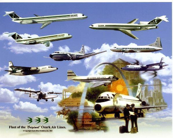 Ozark Air Lines