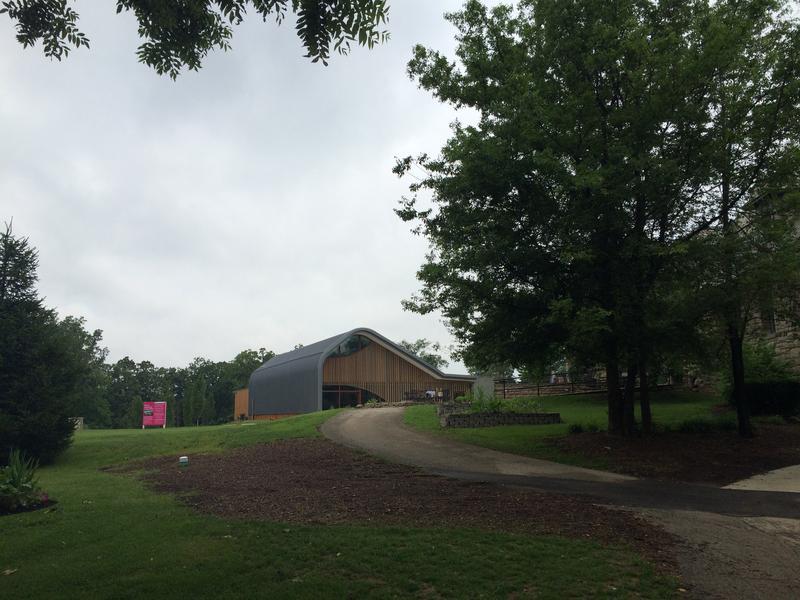 Laumeier's new Adam Aronson Fine Arts Center