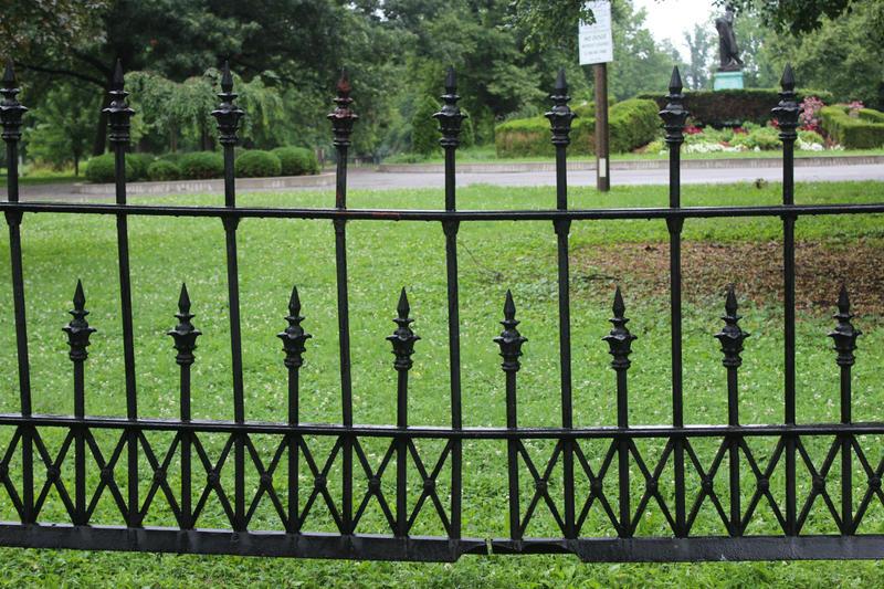 laf. park fence 7.8.2015