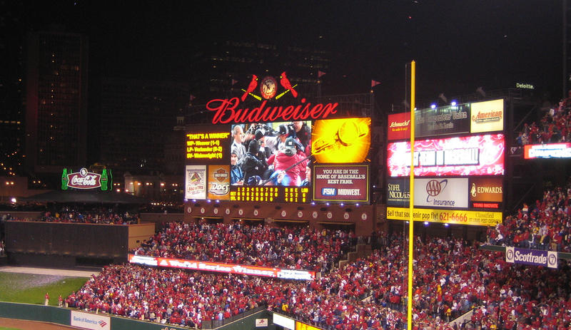The 2006 World's Series was a winner for the Cardinals.