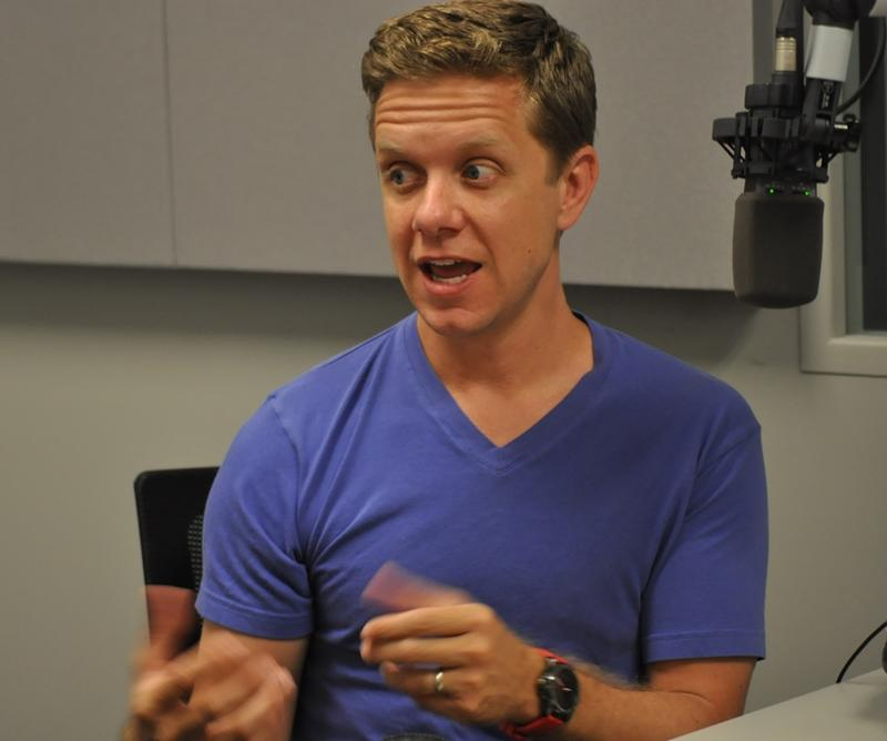 Actor Ben Nordstrom