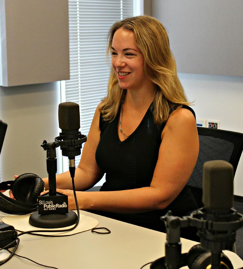 "Writer and journalist Sarah Kendzior joined ""St. Louis on the Air"" in studio."