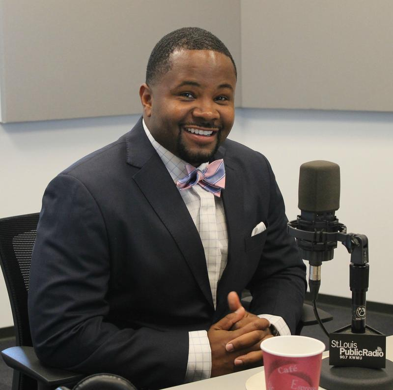 "Harris-Stowe State University president Dwaun Warmack joined ""St. Louis on the Air"" as part of its series on regional institutions of higher education."
