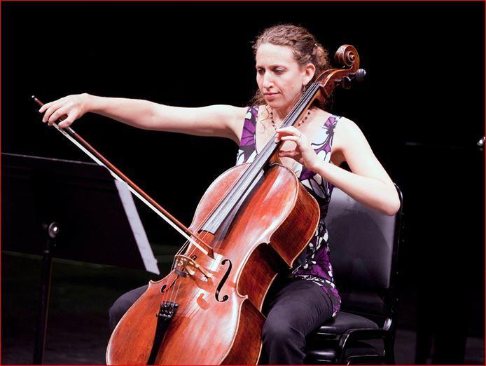 Sara Sitzer, artistic director, Gesher Music Festival.