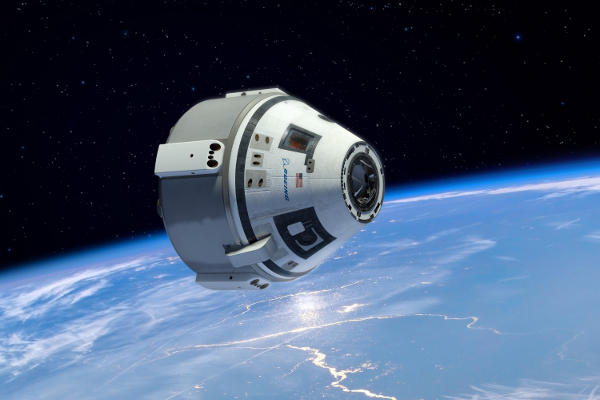 The Starliner will be assembled in Florida, with parts built at Boeing plants throughout the U.S.