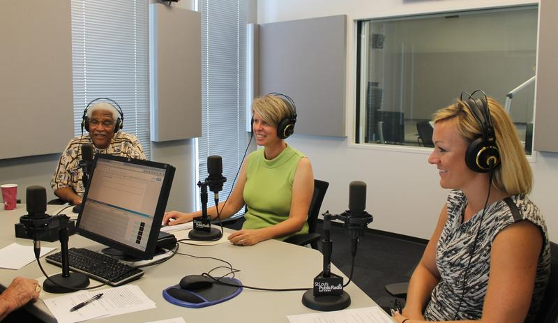 "John Wright, Robbyn Wahby and Alicia Herald joined ""St. Louis on the Air"" host Don Marsh."