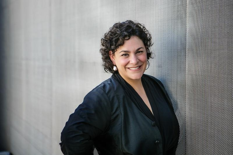 Contemporary Art Museum director Lisa Melandri