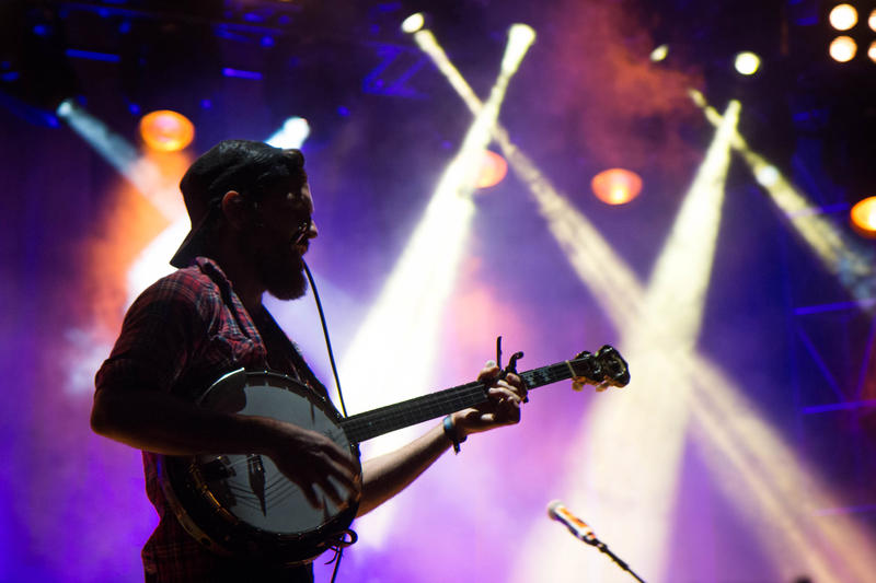 The Avett Brothers at LouFest 2015
