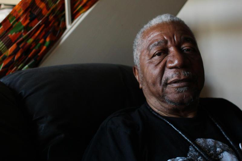 Eugene Redmond, Professor and Poet Laureate of East St. Louis