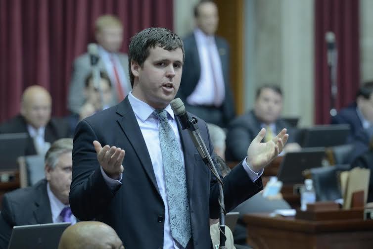 State Rep. Scott Fitzpatrick
