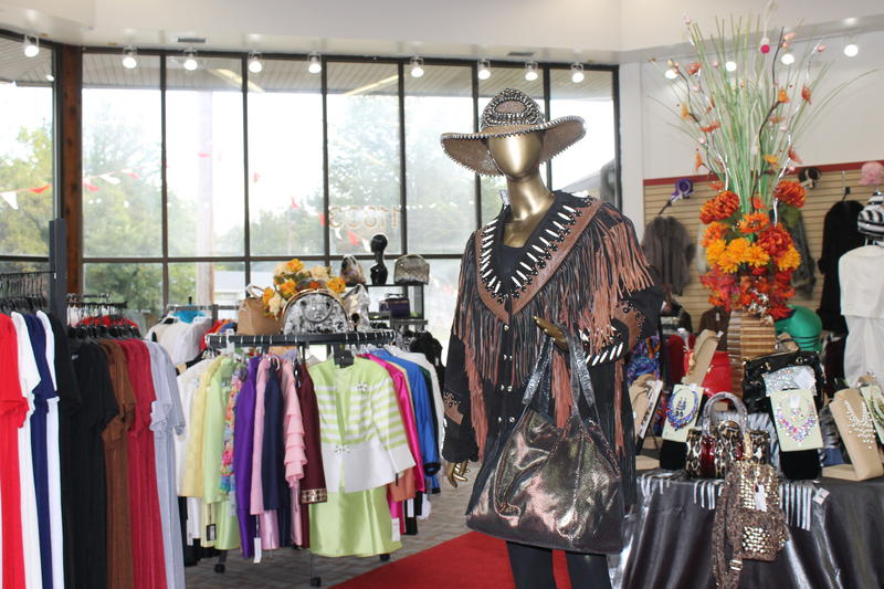 The new Fashions R Boutique is 6,000-square-feet, much larger than owner Juanita Morris' original location.