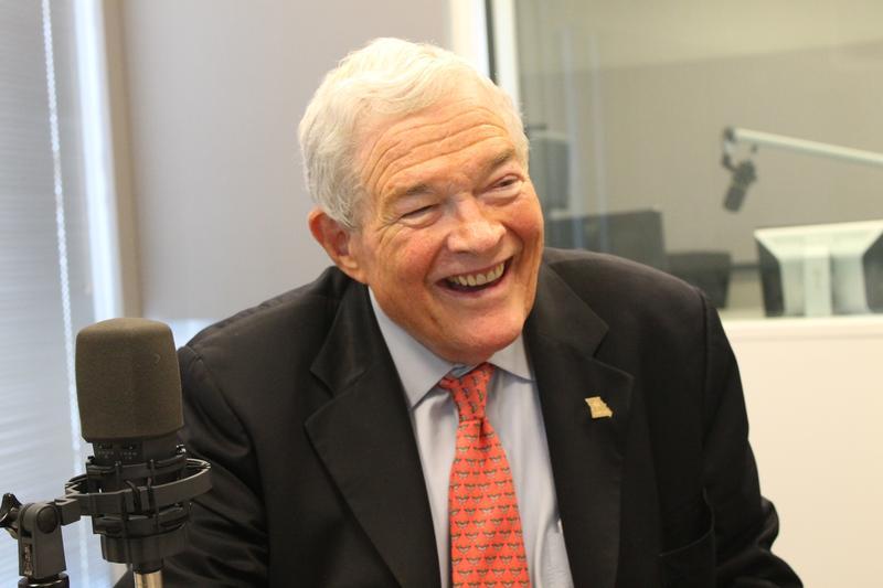 Former U.S. Sen. Kit Bond