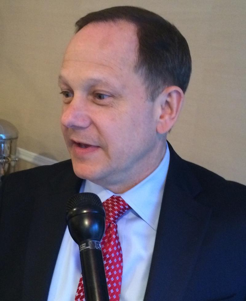 Mayor Francis Slay, St. Louis
