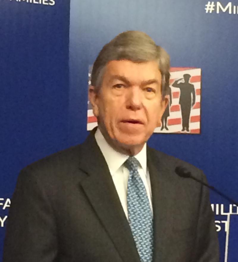 U.S. Senator Roy Blunt, R-Mo.