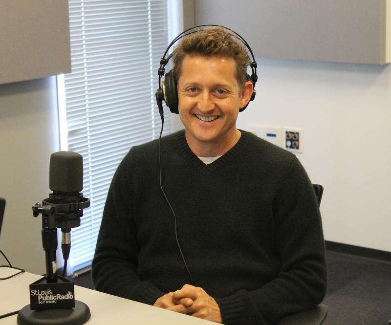 Actor and director Alex Winter