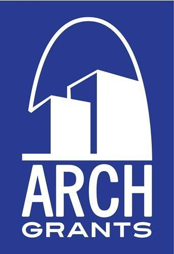 Arch Grants Blue logo