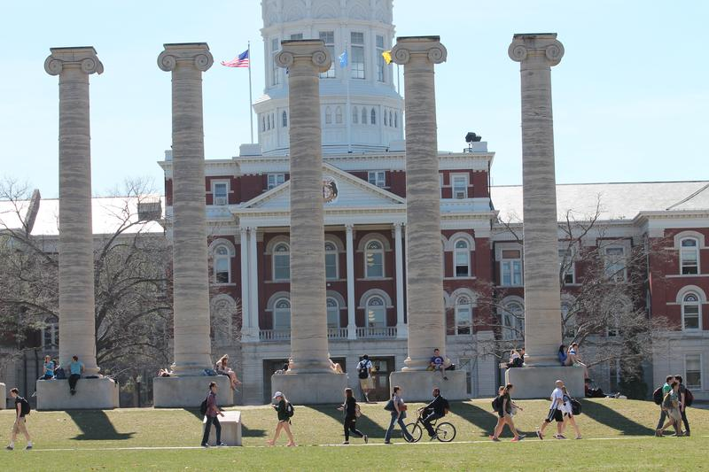 The University of Missouri-Columbia is under the national microscope after a series of racially-charged incidents on campus.