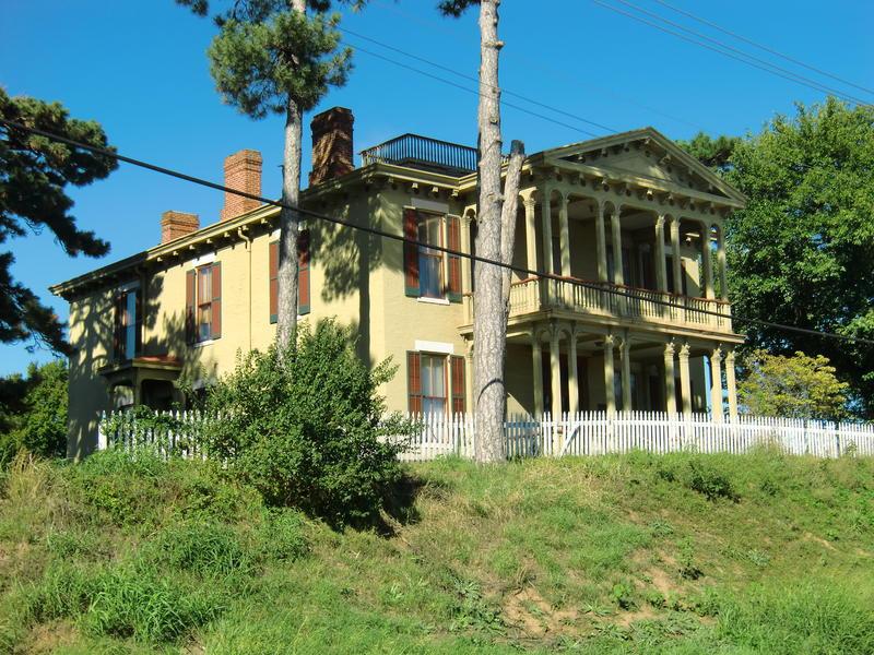 John B. Myers House, Florissant