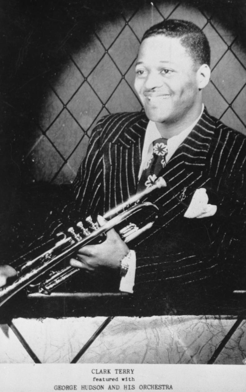 Clark Terry-around 1946